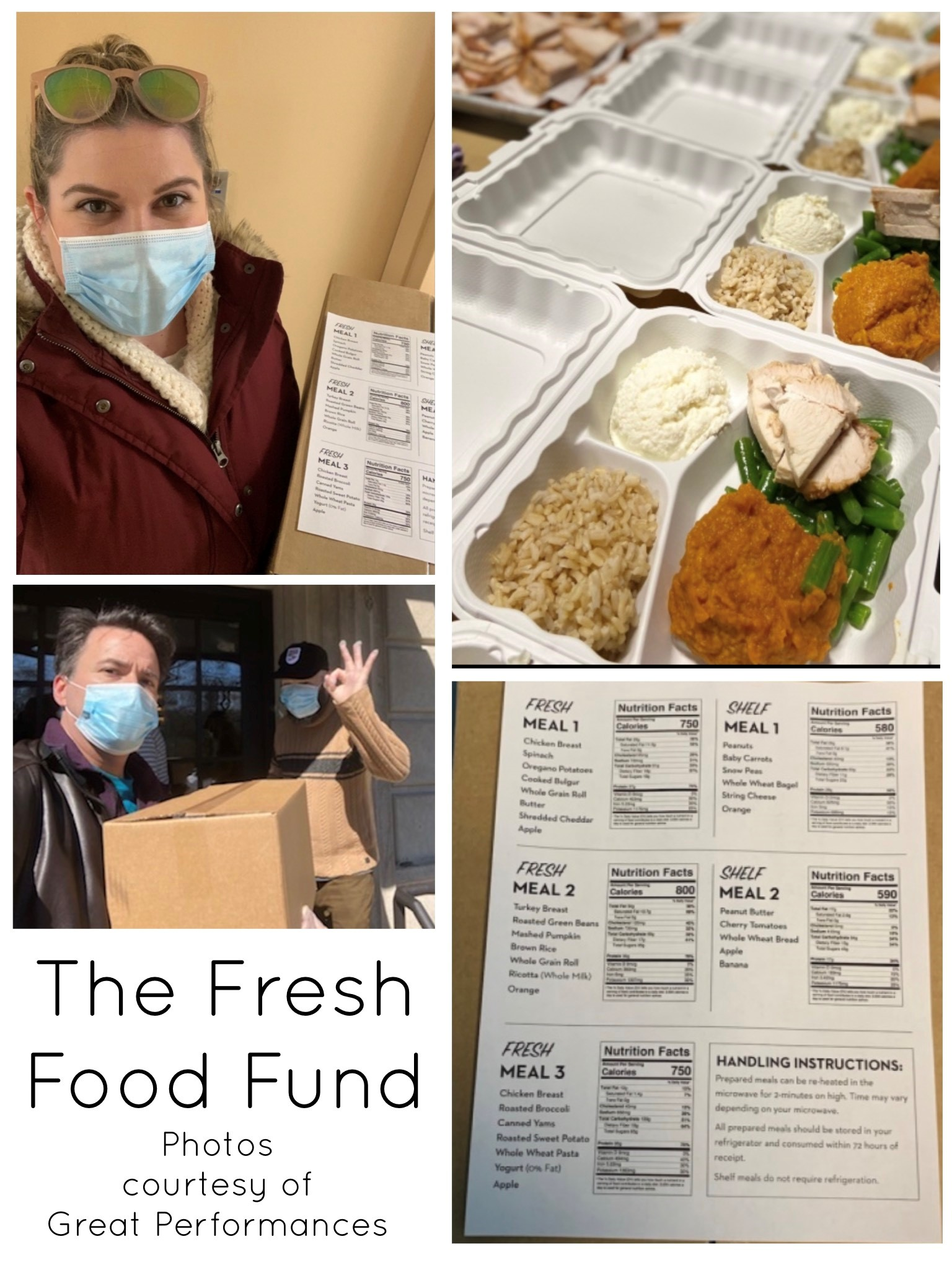 Support the Fresh Meal Fund & Give Back to NYC's Finest