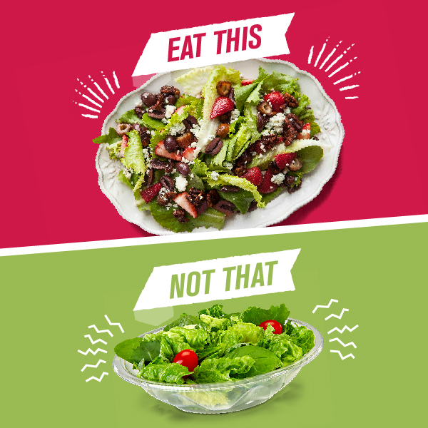 Eat This Not That - Salad Edition