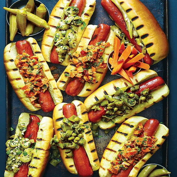 Savor Every Moment Hot Dogs