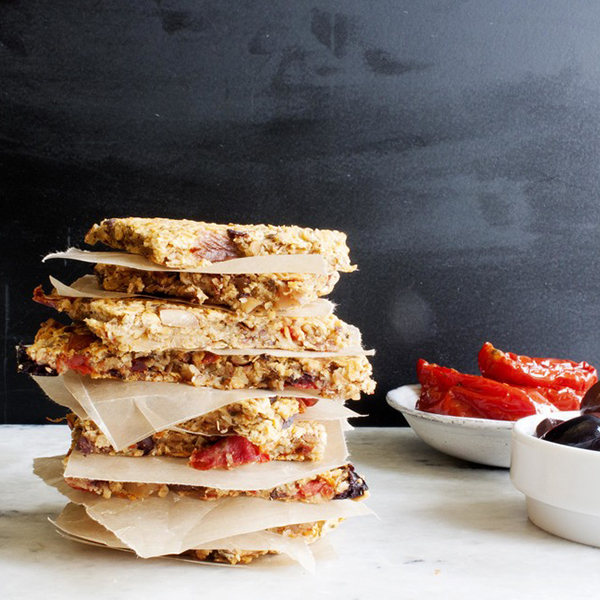 Savory Breakfast Bars