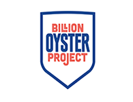 The Billion Oyster Project Logo