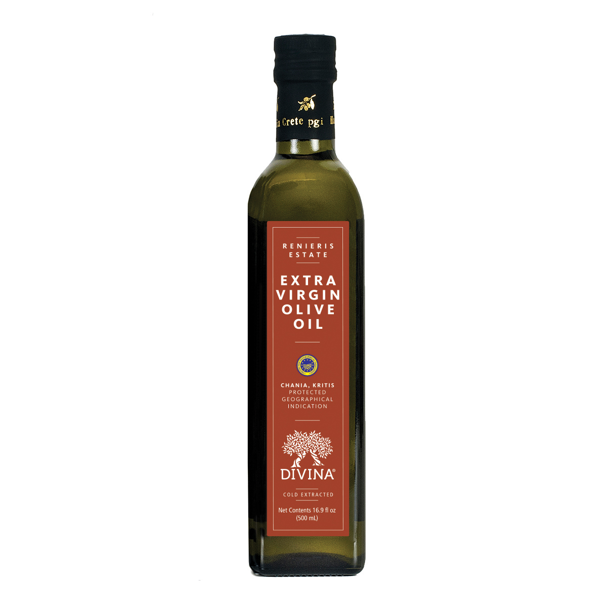 00160 - Renieris Estate Extra Virgin Olive Oil