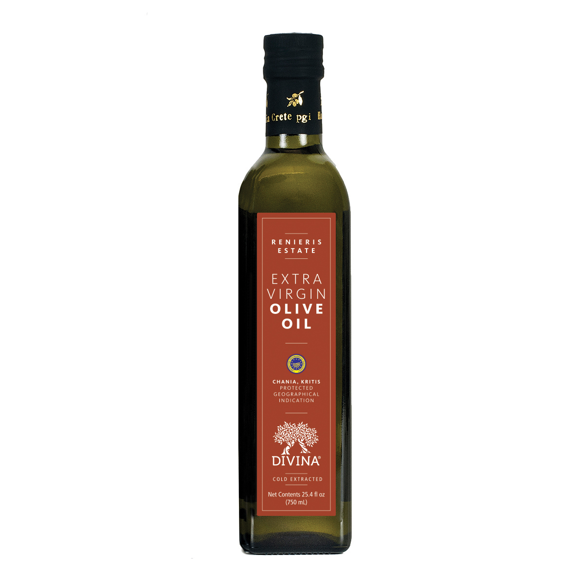 00163 - Renieris Estate Extra Virgin Olive Oil