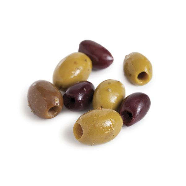 D0240 - Greek Olive Mix, Pitted