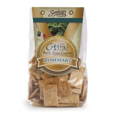 00262 - Crostini, Rosemary