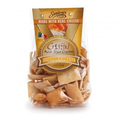 00265 - Crostini, Italian Cheese