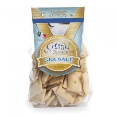 00266 - Crostini, Sea Salt