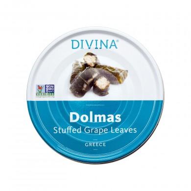 00600 - Dolmas, Stuffed Grape Leaves