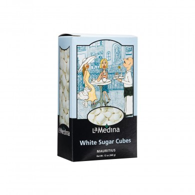 2554 - White Sugar Cubes