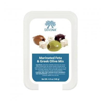 14050 - Marinated Feta & Greek Olive Mix
