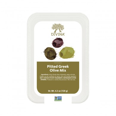 14240 - Pitted Greek Olive Mix