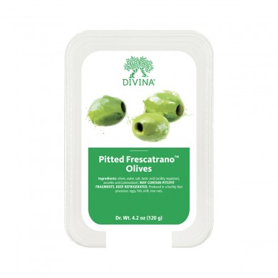 14970 - Pitted Frescatrano™ Olives