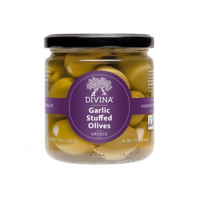 20276 - Garlic Stuffed Olives