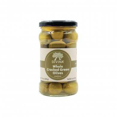 20281 - Whole Cracked Green Olives