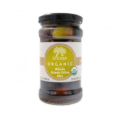 21241 - Organic Greek Olive Mix