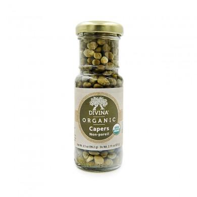 21400 - Organic Capers
