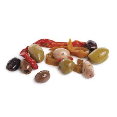 30107 - Italian Olive Mix, Pitted