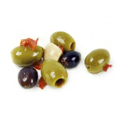 30109 - Calabrian Pepper & Olive Mix