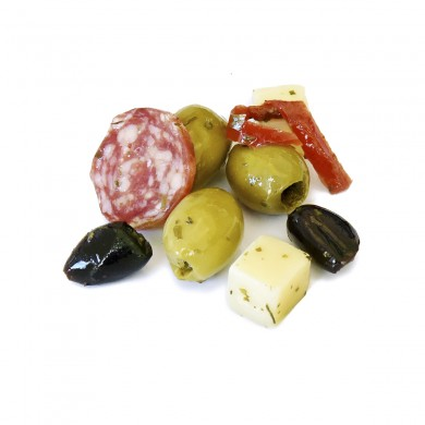 50670 - Calabrese Antipasto Salad (Kit)
