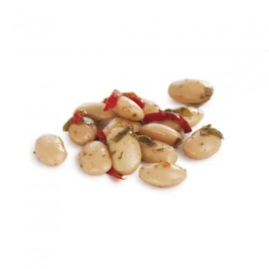 50840 - Gigandes Beans in Vinaigrette