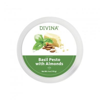 52390 - Basil Pesto with Almonds