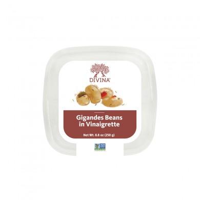 52808 - Gigandes Beans in Vinaigrette