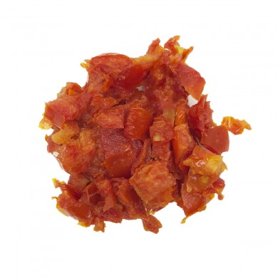 78163 - Roasted Red Tomatoes, Diced (Unseasoned)