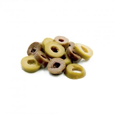 D0249 - Greek Olive Rings