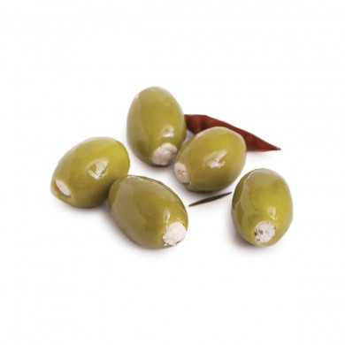 D0400 - Mt. Athos Green Olives Stuffed with Feta