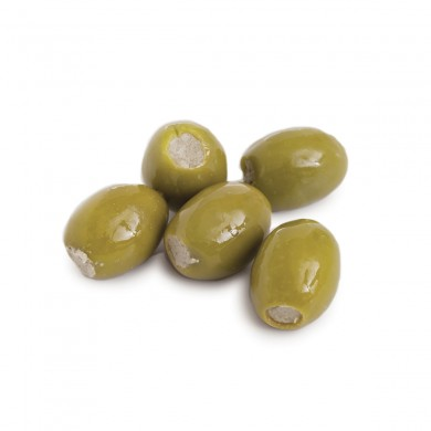 D0450 - Mt. Athos Green Olives Stuffed with Blue Cheese