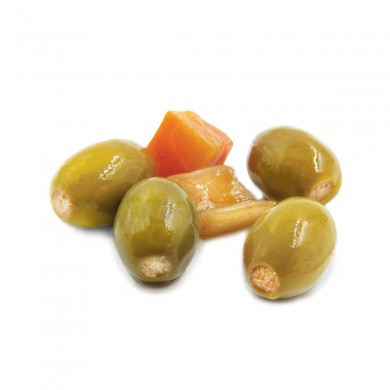 D0454 - Buffalo Blue Cheese Stuffed Olives
