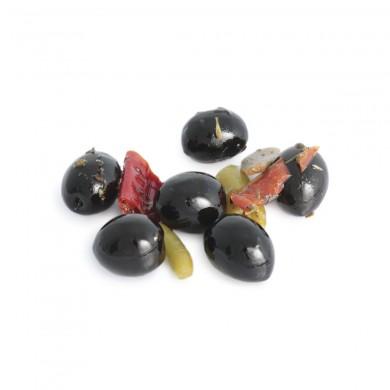 FR405 - Black Olives in Cumin Sauce