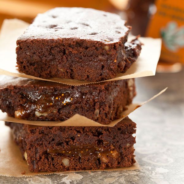 Figgy Brownies
