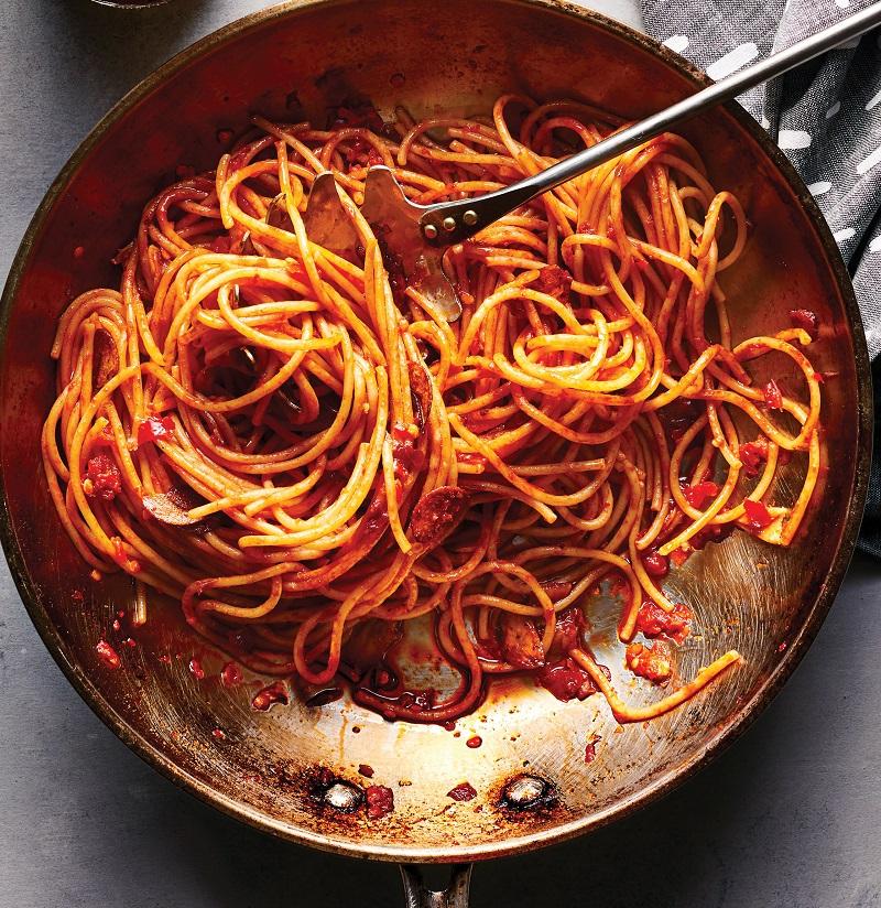 Calabrian Chili Pasta