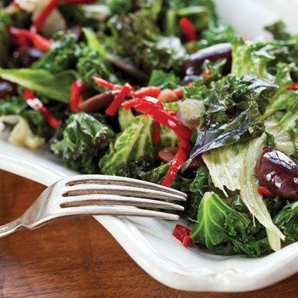 Sautéed Spicy Kale