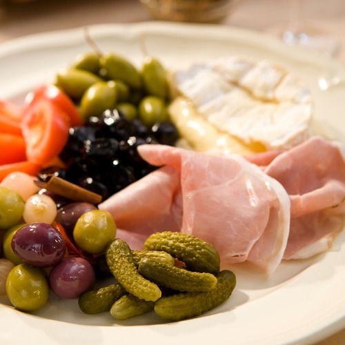 French Provençal Platter